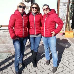 Deliv rent staff of Ponte di Legno