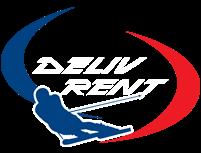 Deliv Rent logo