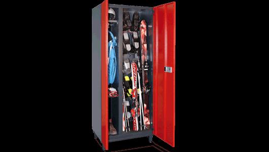 Deliv Rent Ski locker